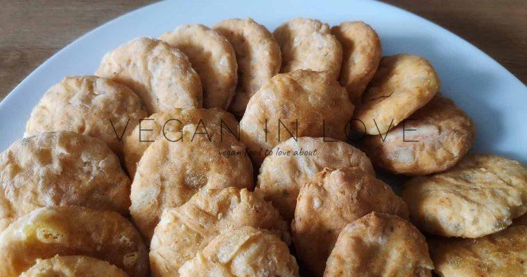 vegan cheese biscuits